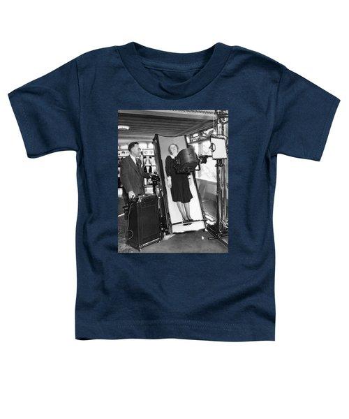Latest X-ray Machine Toddler T-Shirt