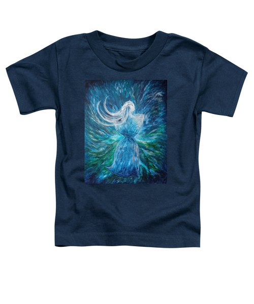 Latte Stone Woman Toddler T-Shirt