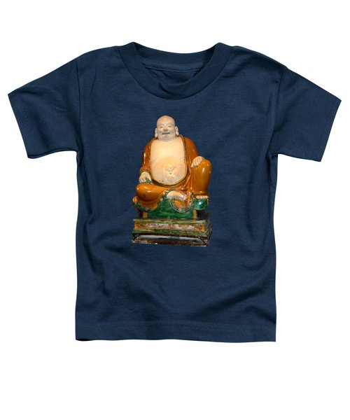 Laughing Monk Toddler T-Shirt
