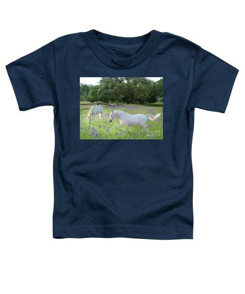 Lavender Pastures Toddler T-Shirt