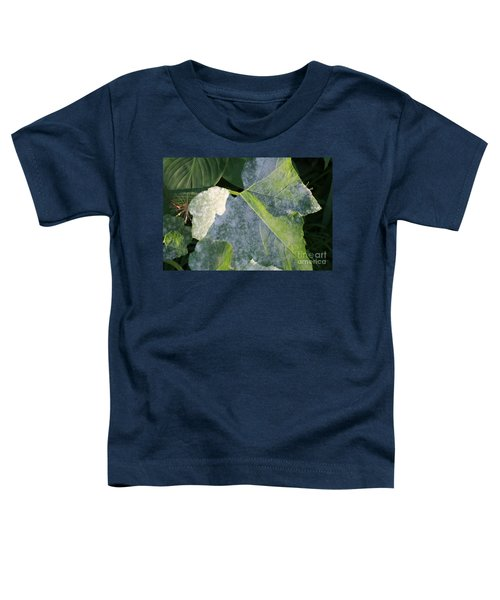 Calming Leafy Glade Toddler T-Shirt