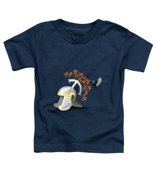Legions Helmet Toddler T-Shirt