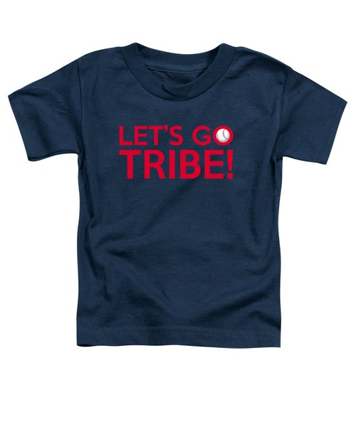 Let's Go Tribe Toddler T-Shirt by Florian Rodarte
