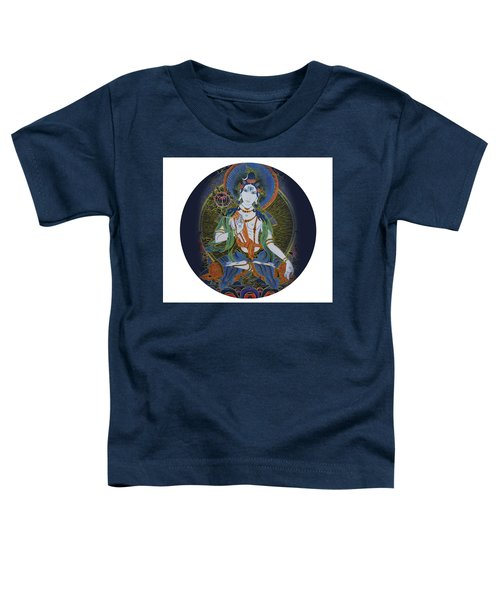 Light Giving Shiva  Toddler T-Shirt