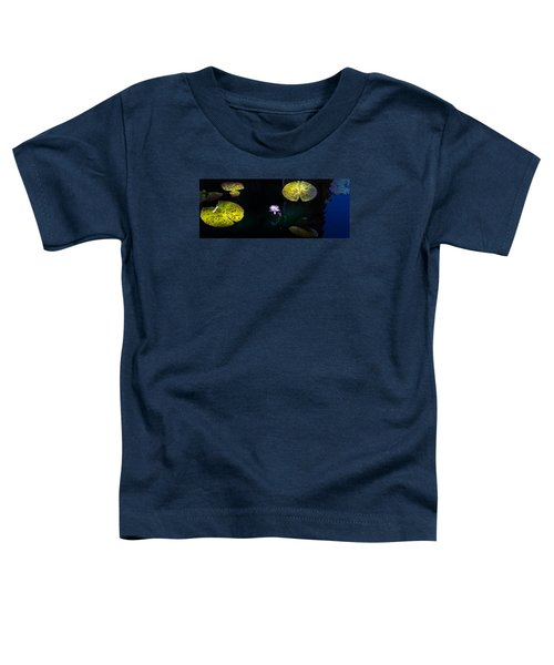 Lily Pads Toddler T-Shirt