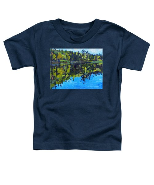 Little Clear Morning Toddler T-Shirt