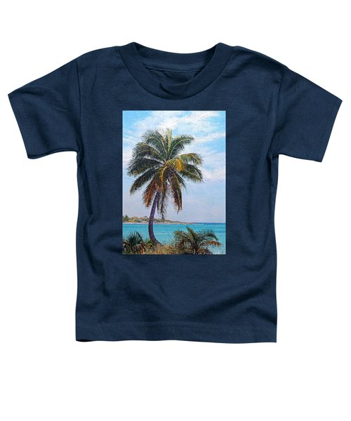 Lone Palm Toddler T-Shirt
