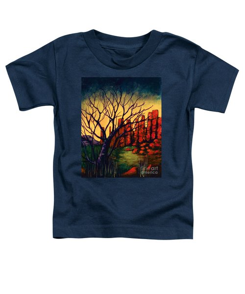 Lonesome Tree  Toddler T-Shirt