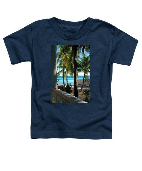 Louie's Backyard Toddler T-Shirt