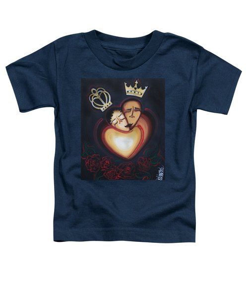 Lovers Embrace Toddler T-Shirt