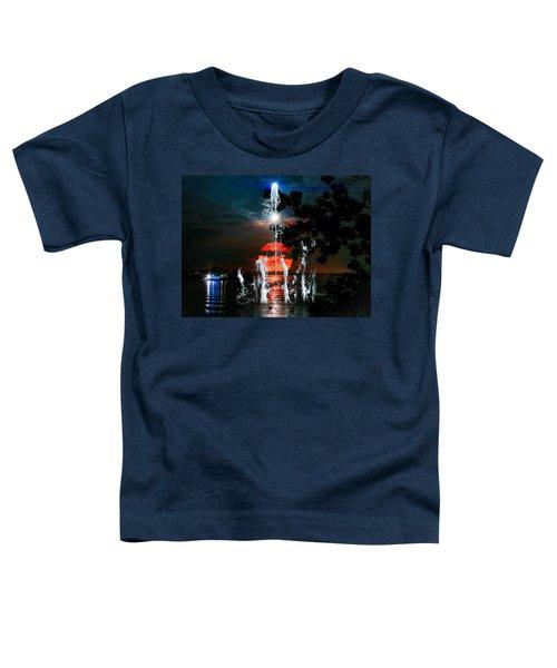 Lunar Event Horizon Toddler T-Shirt
