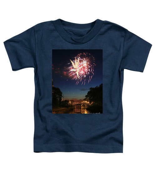 Magic In The Sky Toddler T-Shirt
