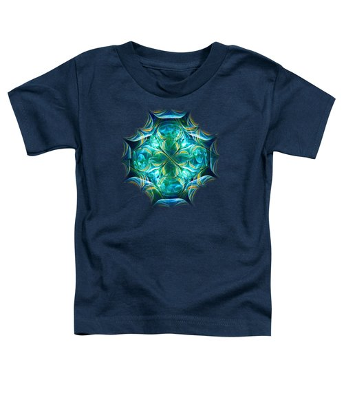 Magic Mark Toddler T-Shirt by Anastasiya Malakhova