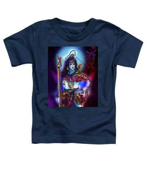 Maheshvara Sadashiva Toddler T-Shirt
