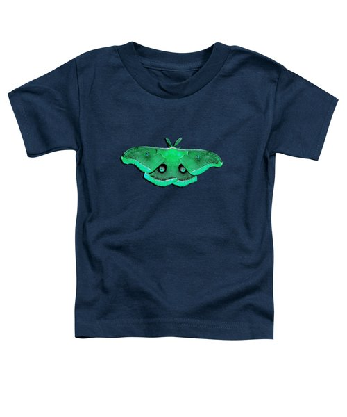 Male Moth Green .png Toddler T-Shirt