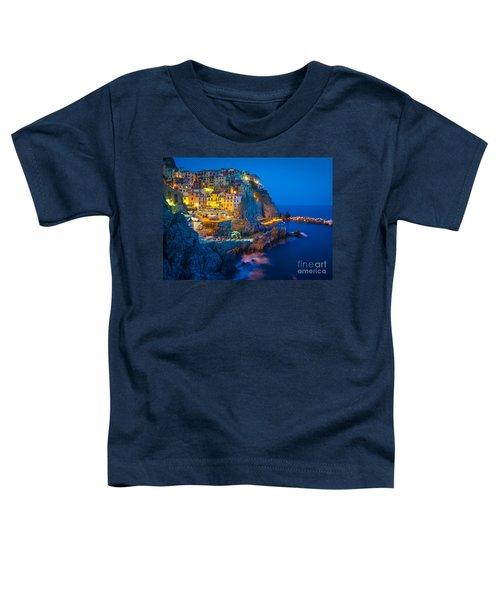 Manarola By Night Toddler T-Shirt