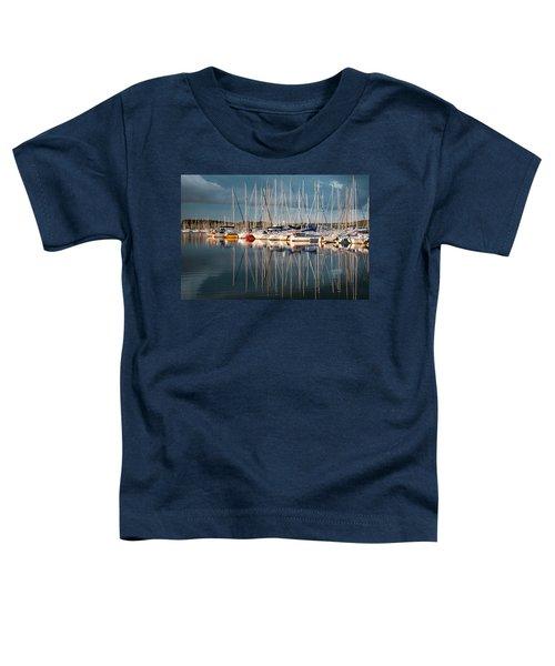 Marina Sunset 7 Toddler T-Shirt