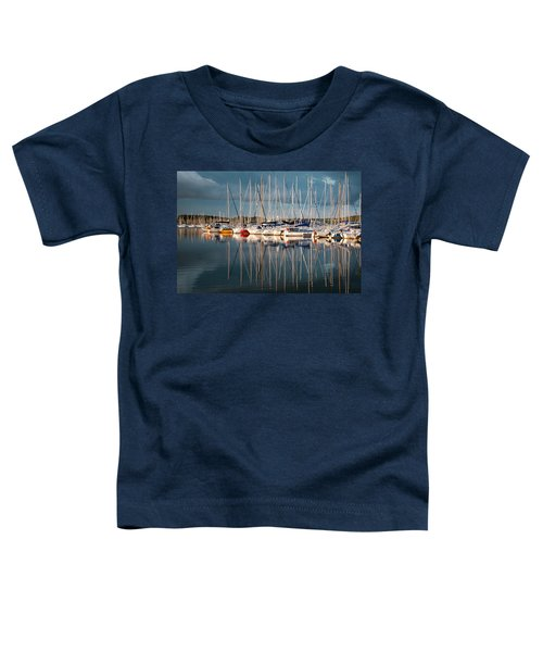 Marina Sunset 7 Toddler T-Shirt