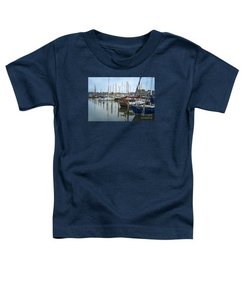 Marken Harbour Toddler T-Shirt