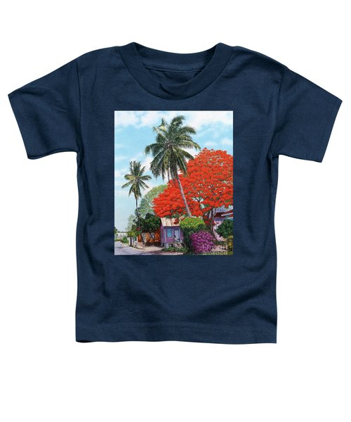 Masons Addition II Toddler T-Shirt