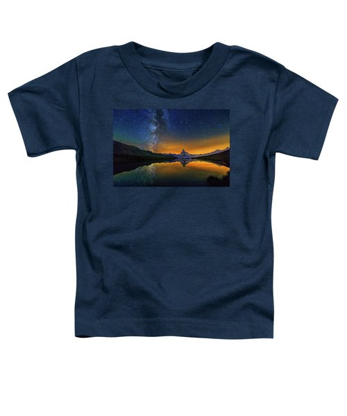 Matterhorn By Night Toddler T-Shirt