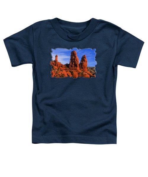 Megalithic Red Rocks Toddler T-Shirt