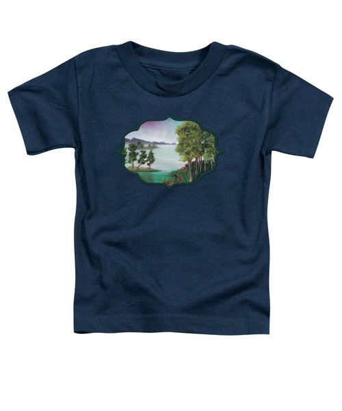 Melancholy Thoughts Toddler T-Shirt