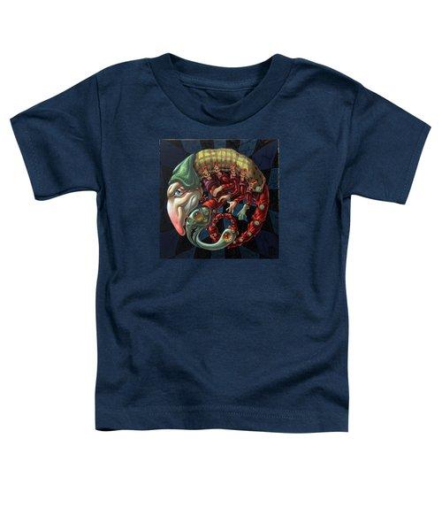 Memento Mori. Red Scorpion Toddler T-Shirt