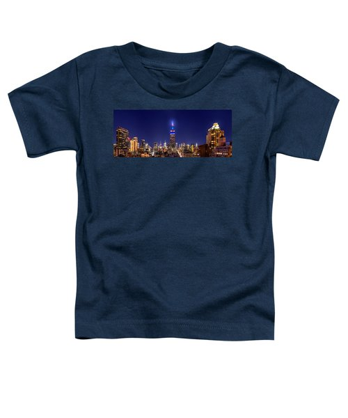 Mets Dominance Toddler T-Shirt by Az Jackson