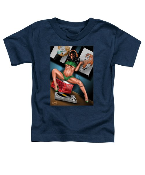 Mezzo Forte Remix Toddler T-Shirt