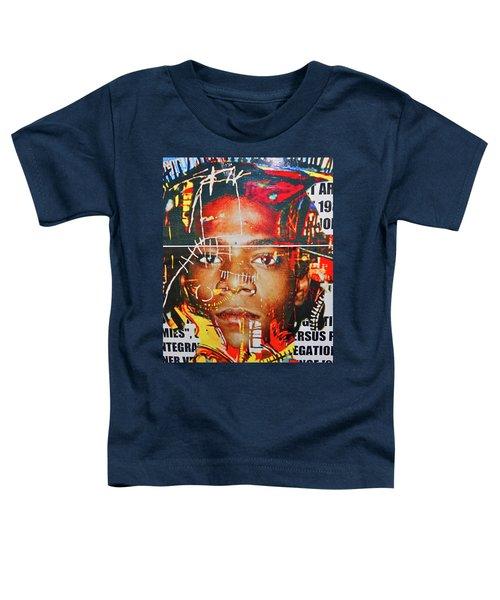Michel Basquiat Toddler T-Shirt
