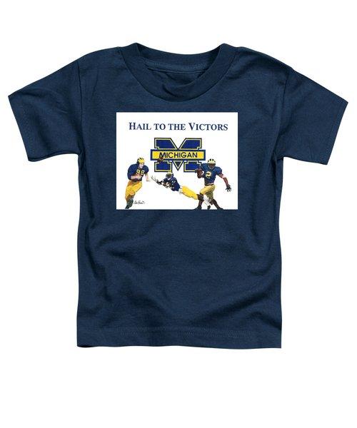 Michigan Heismans Toddler T-Shirt