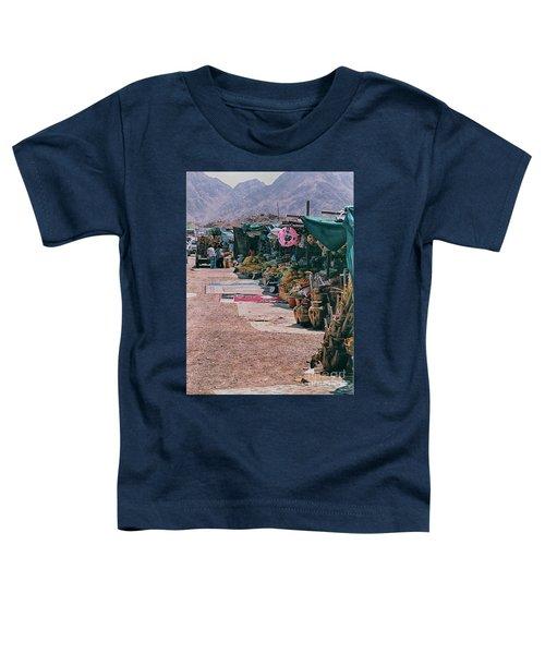 Middle-east Market Toddler T-Shirt