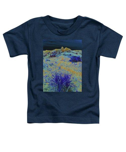 Midnight At The Burning Coal Vein Toddler T-Shirt