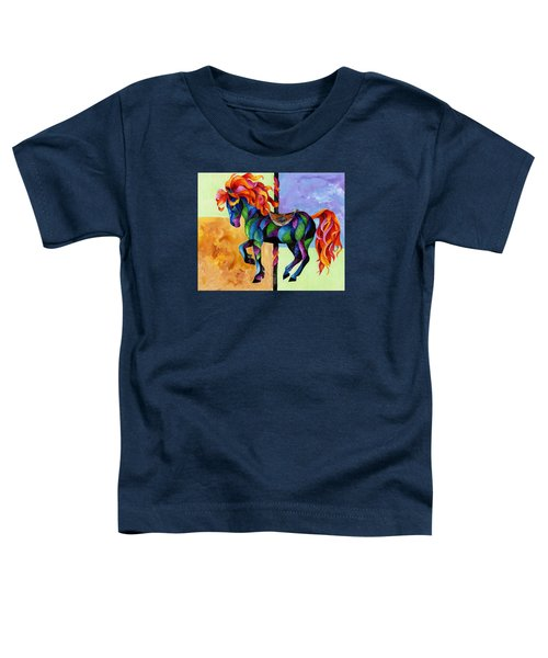 Midnight Fire Toddler T-Shirt