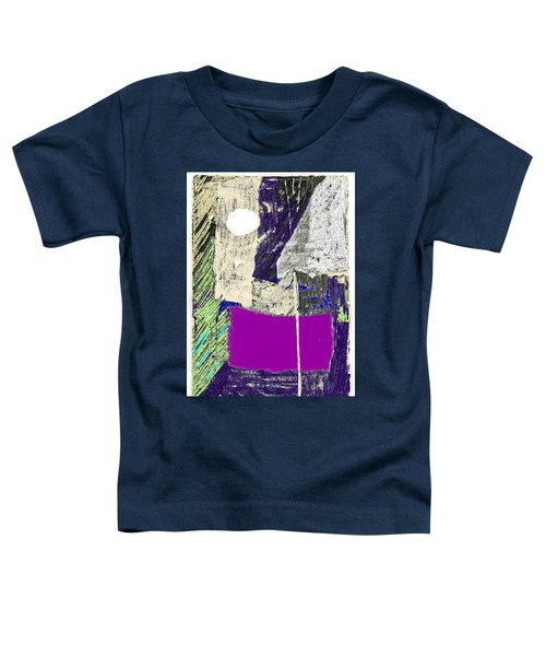 Midnight On The Water Toddler T-Shirt
