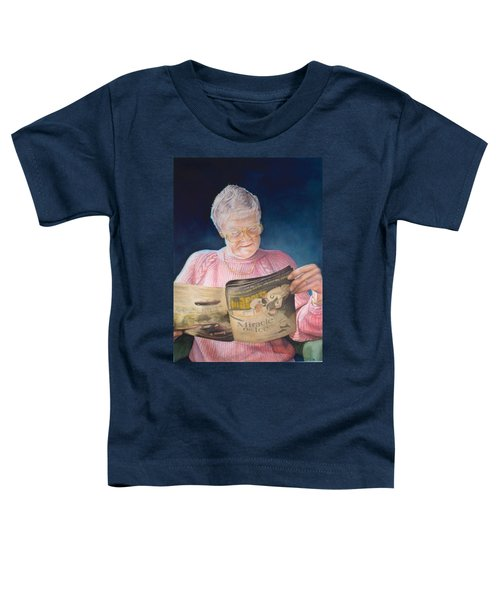 Miracle On Ice Toddler T-Shirt