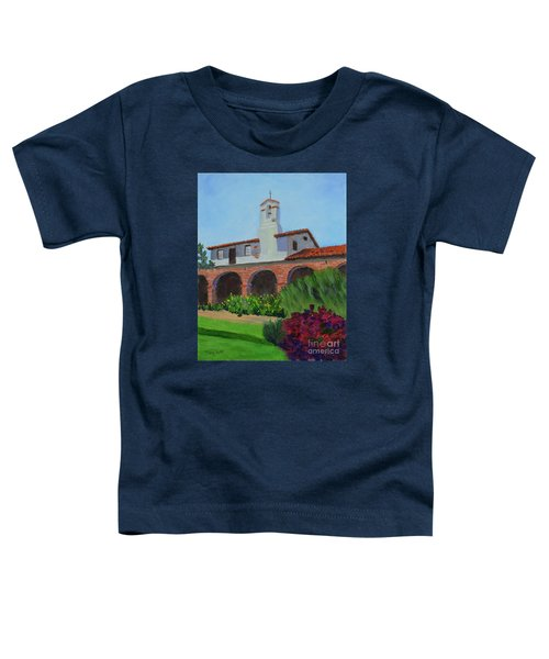 Mission San Juan Capistrano Toddler T-Shirt