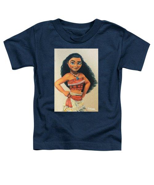 Moana Toddler T-Shirt
