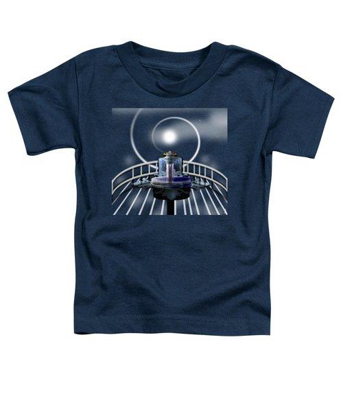 Moon Fountain Toddler T-Shirt