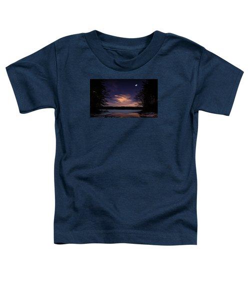 Moon Lake Toddler T-Shirt