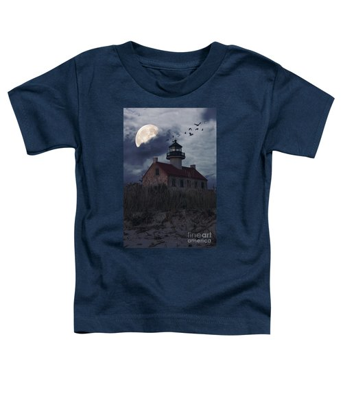 Moonlight At East Point Toddler T-Shirt