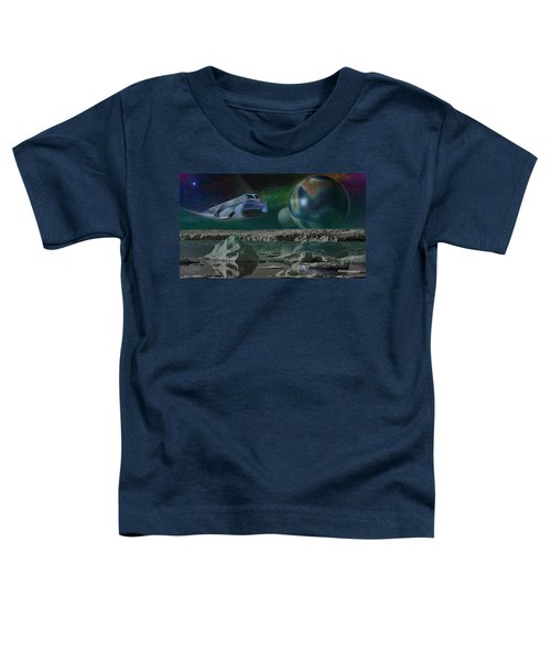 Morning Commute Toddler T-Shirt
