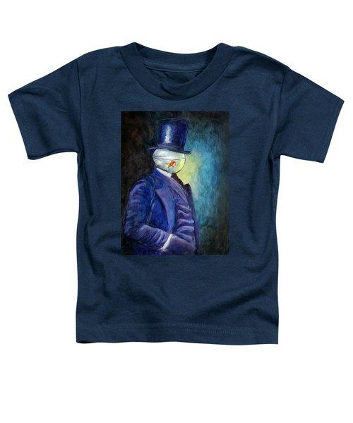 Mssr. Fishhead Toddler T-Shirt