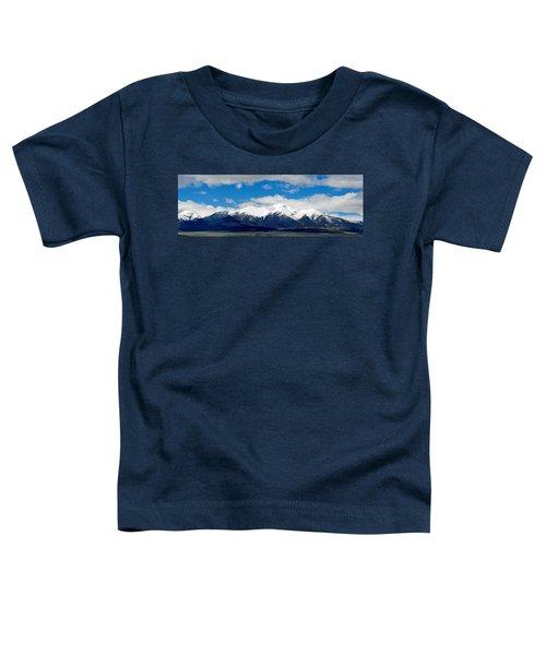 Mt. Princeton Colorado Toddler T-Shirt