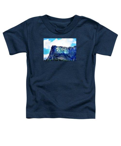 Mt. Rushmore - Presidents Toddler T-Shirt