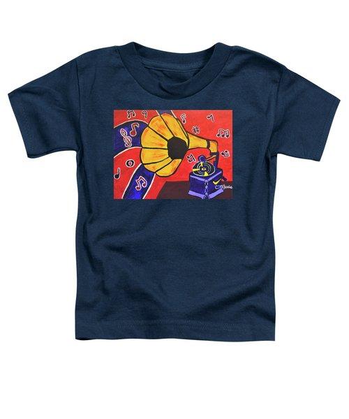 Music First Toddler T-Shirt