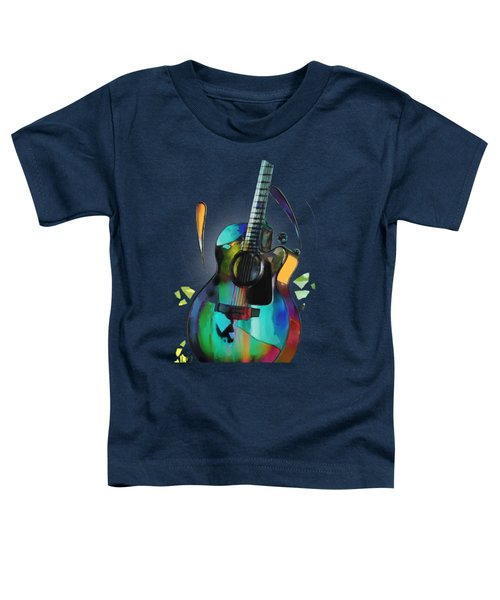 Music In Colour Toddler T-Shirt
