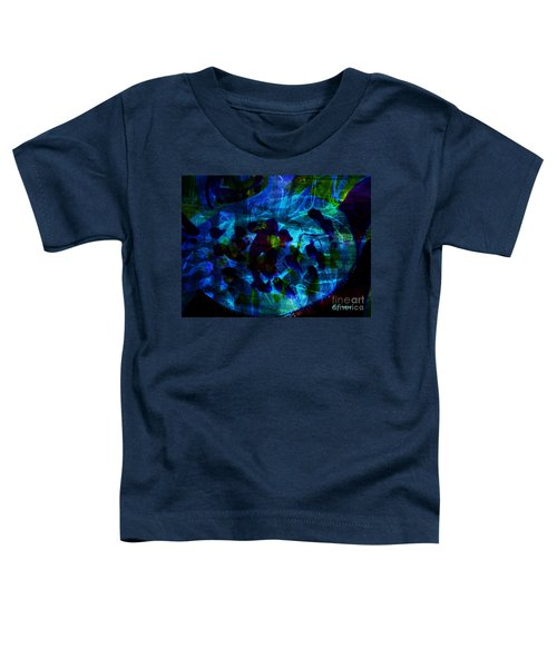 Mystic Creatures Of The Sea Toddler T-Shirt