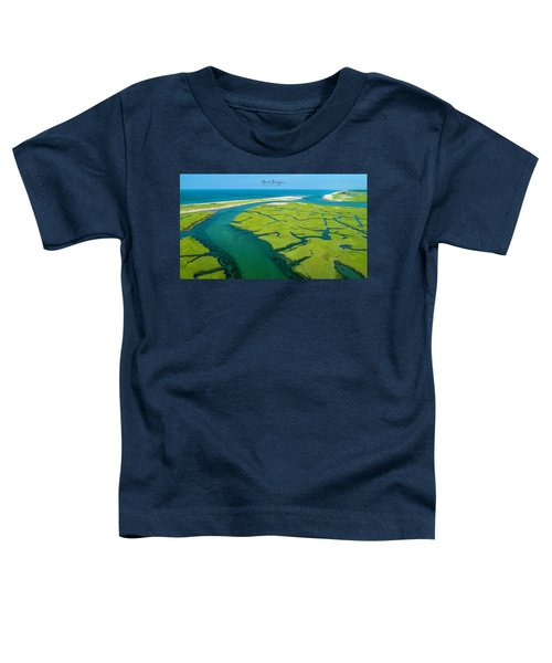 Nature Kayaking Toddler T-Shirt